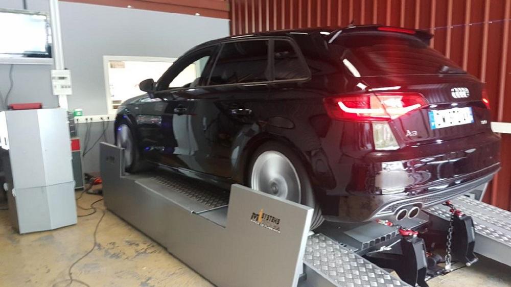 une reprogrammation vehicule efficace sur la ville de Nice avec SAE Performance